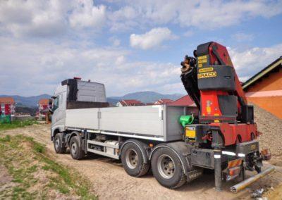 transport szamba betonowe eko
