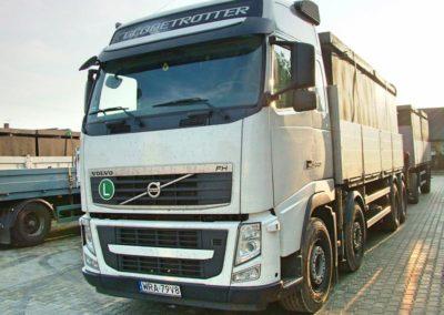 ciężarówka do transportu szamb